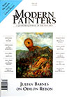 Cover - Modern Painters, Winter 1994 - Click for larger image