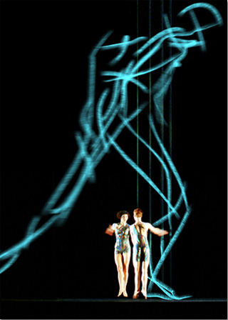 Merce Cunningham - Biped (1999)
